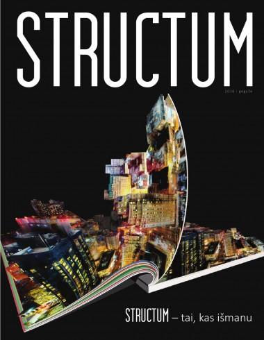STRUCTUM - Gegužė 2016