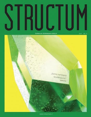 STRUCTUM - Rugsėjis 2017