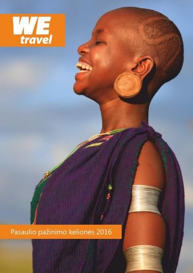 WE TRAVEL - Pasaulio pažinimo kelionės 2016