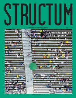 STRUCTUM - Liepa 2016