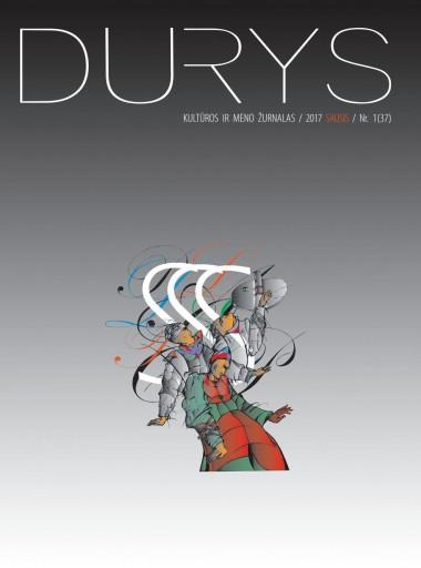 DURYS - Nr. 1 (37), Sausis 2017
