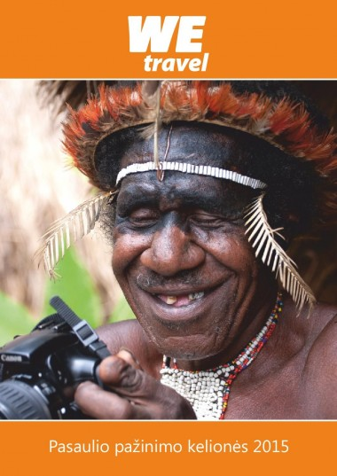 WE TRAVEL - Pasaulio pažinimo kelionės 2015