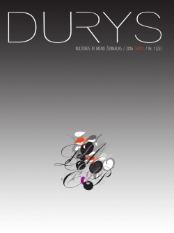 DURYS - Nr. 1 (25), Sausis 2016
