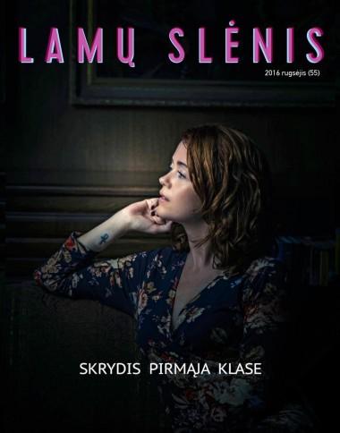 LAMŲ SLĖNIS - Rugsėjis (55) 2016