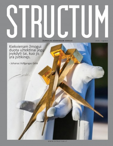 STRUCTUM - Rugsėjis 2016