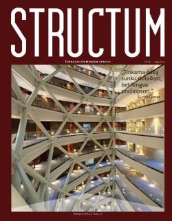 STRUCTUM - Rugpjūtis 2016