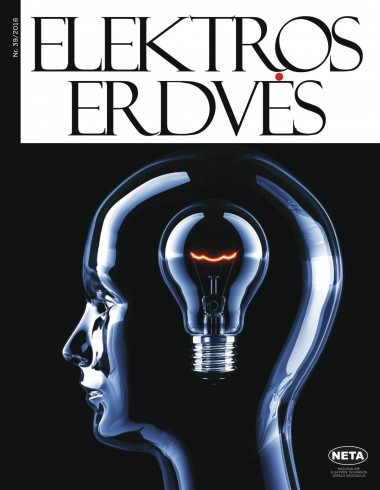 ELEKTROS ERDVĖS - Nr. 39/2016