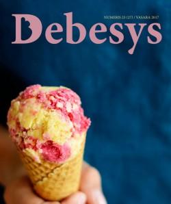 DEBESYS - Nr. 23 (27) Vasara 2017