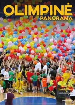 OLIMPINĖ PANORAMA - Gegužė Nr.5 (93) 2017