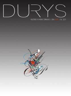 DURYS - Nr.3 (27), Kovas 2016
