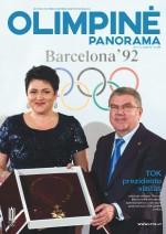 OLIMPINĖ PANORAMA - Spalis, Nr.10 (98) 2017