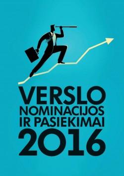 Verslo nominacijos ir pasiekimai 2016