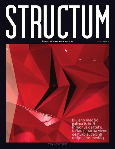 STRUCTUM - Vasaris 2016