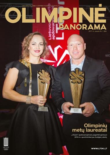 OLIMPINĖ PANORAMA - Sausis, Nr.1 (89) 2017