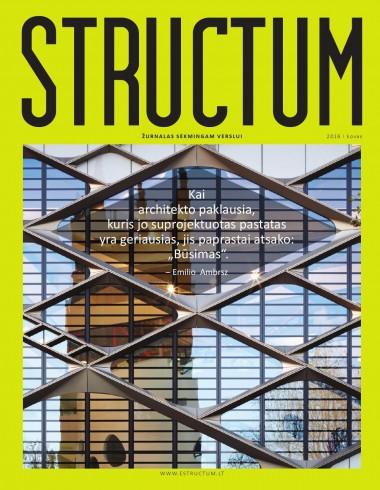 STRUCTUM - Kovas 2016