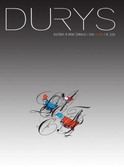 DURYS - Nr. 2 (26), Vasaris 2016