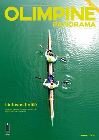 OLIMPINĖ PANORAMA - Balandis Nr. 4 (80) 2016